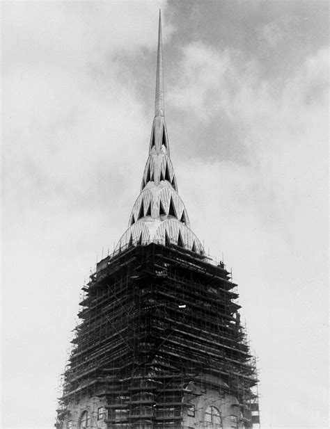 History Of The Chrysler Building by Why A Plane Crashed Into The Empire State Building 70