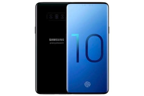 samsung s galaxy s10 abandons recognition