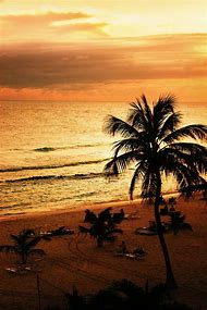 Barbados Beaches Sunset