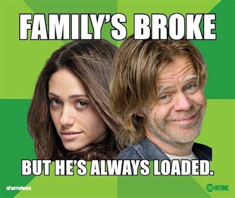 Shameless Memes - philly cinephile showtime shamless meme for comic con 2012