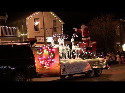 come to the newcastle santa claus parade november 16 2014 youtube