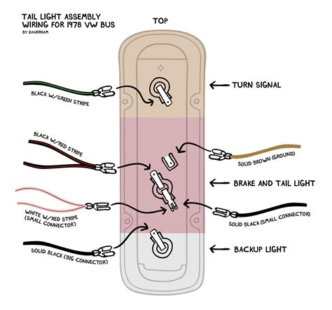 1973 Vw Beetle Light Wiring Diagram Taillight by Thesamba View Topic Suddenly No Lights In A