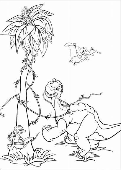 Coloring Pages Land Before