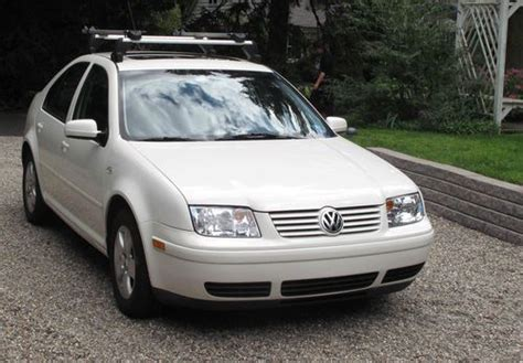 Find Used 2003 Volkswagen Jetta Turbo Diesel Tdi, Sedan 4