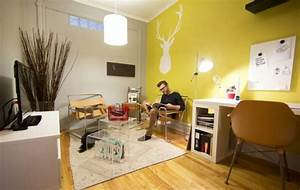 petit appart grande creativite julie champagne With decoration exterieur de jardin 5 decoration appartement jeune homme