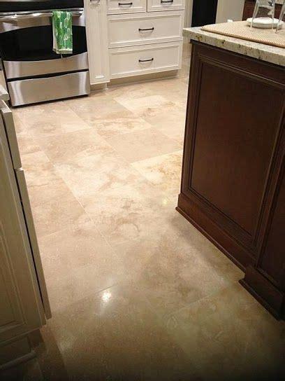 travertine kitchen floor tiles palm harbor florida 18x18 brick set travertine kitchen 6356