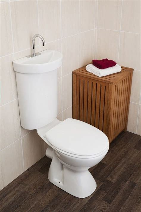 toilet and sink in one 32 stylish toilet sink combos for small bathrooms digsdigs