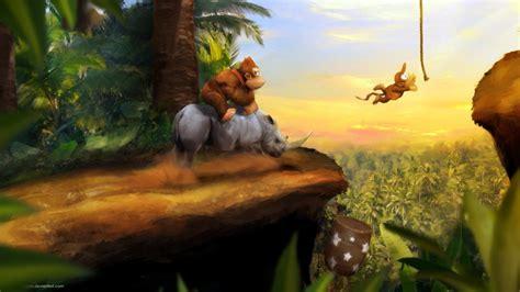 Donkey Kong Country Wallpaper Videogame Remakes Donkey Kong Country No Superdownloads Download De Jogos Programas