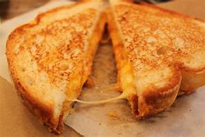 Grilled Cheese Sandwiches Recipe — Dishmaps
