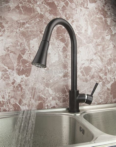 pictures of kitchen sinks and faucets 2018 rubbed bronze kitchen sink single handle mixer 9113
