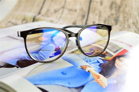 blue light glasses unisex anti blue light blue blocking glasses by ocushield