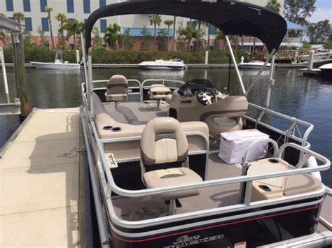 Tracker Boats Bradenton by Suntracker Fishin Barge Boats For Sale In Bradenton Florida