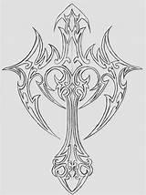 Cross Sketch Deviantart Dsage Deviant sketch template