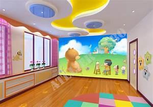 papier peint enfant petit peintre et nounours With chambre bébé design avec livraison de fleurs dans l heure