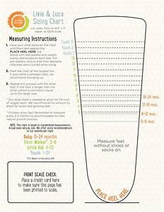 Kids Shoe Size Chart Sizing Tips