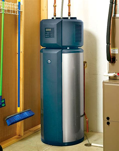 New Energy Efficient Residential Hot Water Heaters