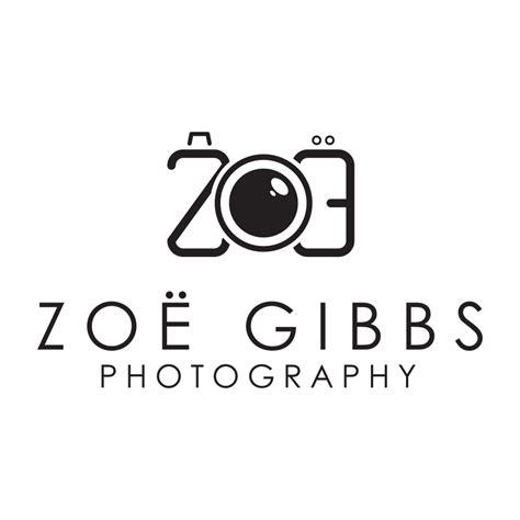 logo design felixstowe zoe gibbs photography keakreative