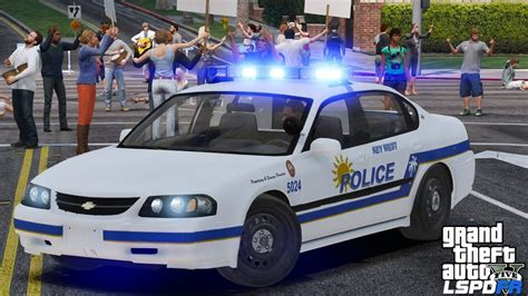 gta  lspdfr  throw  thursday key west police  chevy impala   control