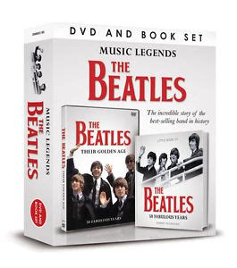 gifts for beatles fans the beatles dvd book gift set ideal gift for fans of quot the