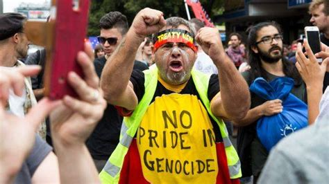Thousands march in Sydney on Australia Day for Indigenous ...
