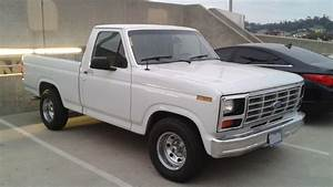 1985 Ford F150 Single Cab Short Bed For Sale In Los