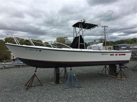 Center Console Boats Near Me by 1986 Aquasport Osprey 22 Center Console Power Boat For