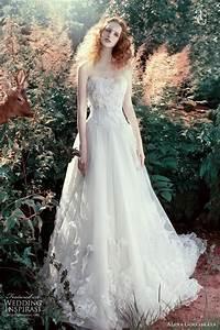 Alena goretskaya wedding dresses 2013 wedding inspirasi for Ethereal wedding dress