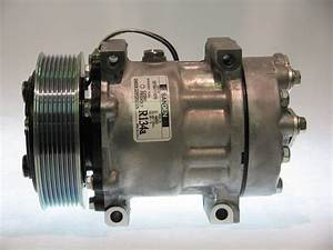New Original Sanden Compressor 4493  1101189