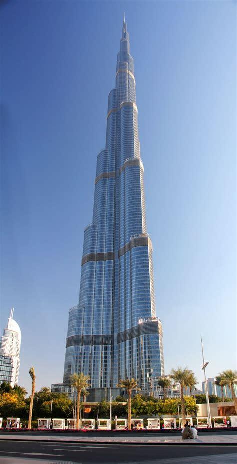 Burj Dubai Tallest Building in the World