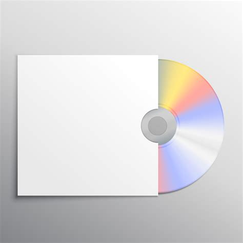 cd cover template  vector art   downloads