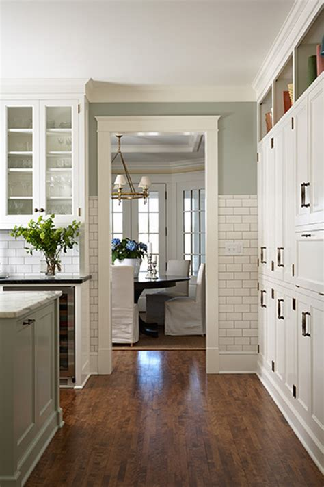 green for kitchen walls green kitchen transitional kitchen shannon gale 3983