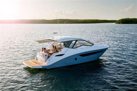 cabin cruiser boats pleasure cabin and express cruiser boats sureshade