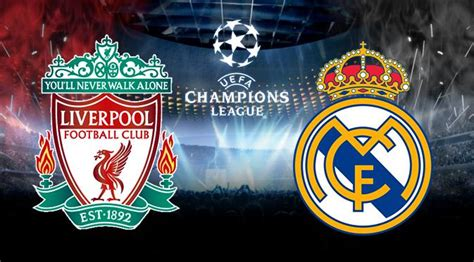 Te Gustaría una Final Real Madrid vs Liverpool | Planeta ...