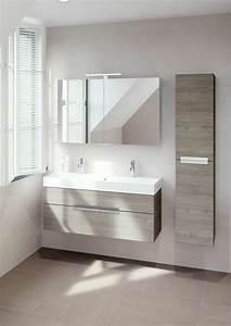 alinea salle de bain avec colonne meuble salle de bain en With meuble salle de bain pvc