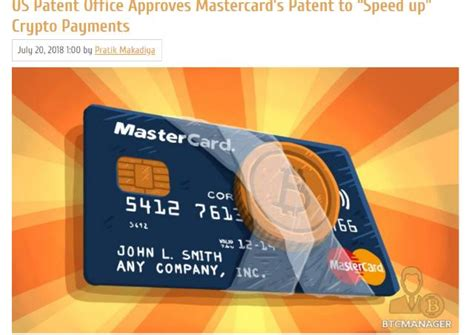Use cryptocurrency to buy online, in stores, and withdraw cash from atms. Forum Post: MASTER CARD, to speed up crypto payments Profit Bitcoin