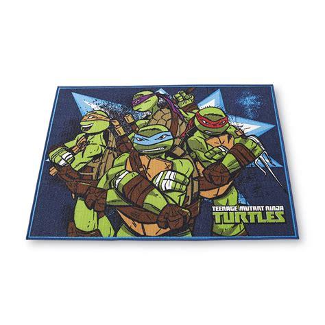 nickelodeon    area rug teenage mutant ninja turtles home bed bath bedding kids