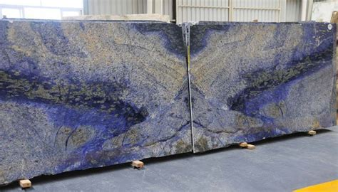 the granite gurus slab sunday azul bahia granite