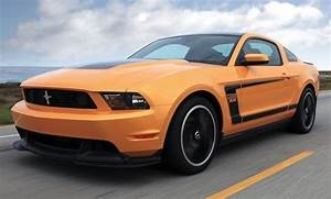 Ford Mustang Boss 302 Owners Manual