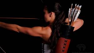 Arrows, Bow, Girl, Archery 1920x1200 wallpaper HD Wallpapers