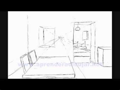 dessin de l 39 interieur d 39 une maison en perspective
