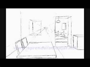 dessin de l39interieur d39une maison en perspective piece With wonderful dessin de maison en 3d 3 comment dessiner une ville en 3d