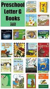letter of the week preschool letter g activities teach With letter books for kindergarten