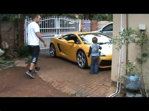 Lamborghini School Run Iwbcru