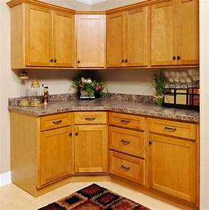 Kitchen Cabinets - Oak Shaker - Craftsmen Network