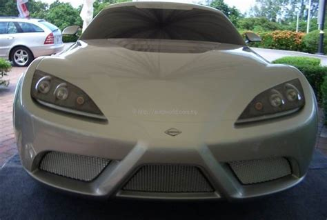 #rewind Esna Venere, The 350hp Malaysian Sports Car That