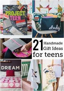 21 Handmade t ideas for teens in the Project Teen book