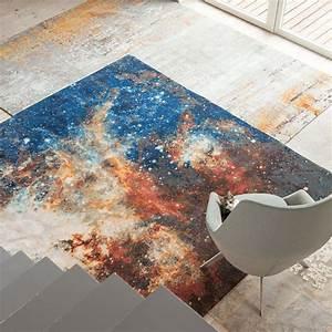 Teppich Jan Kath : universum space teppich jan kath nest rugs rugs on ~ A.2002-acura-tl-radio.info Haus und Dekorationen
