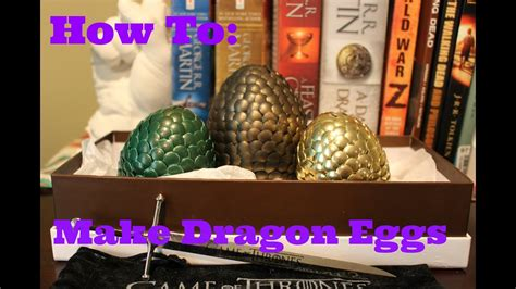 How To: Make Dragon Eggs