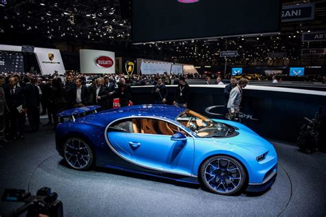 Bugatti Chiron Top Speed by 2018 Bugatti Chiron Review Top Speed