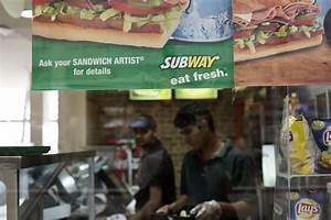 ChrysCapital, TA Associates seek to invest in Subway ...